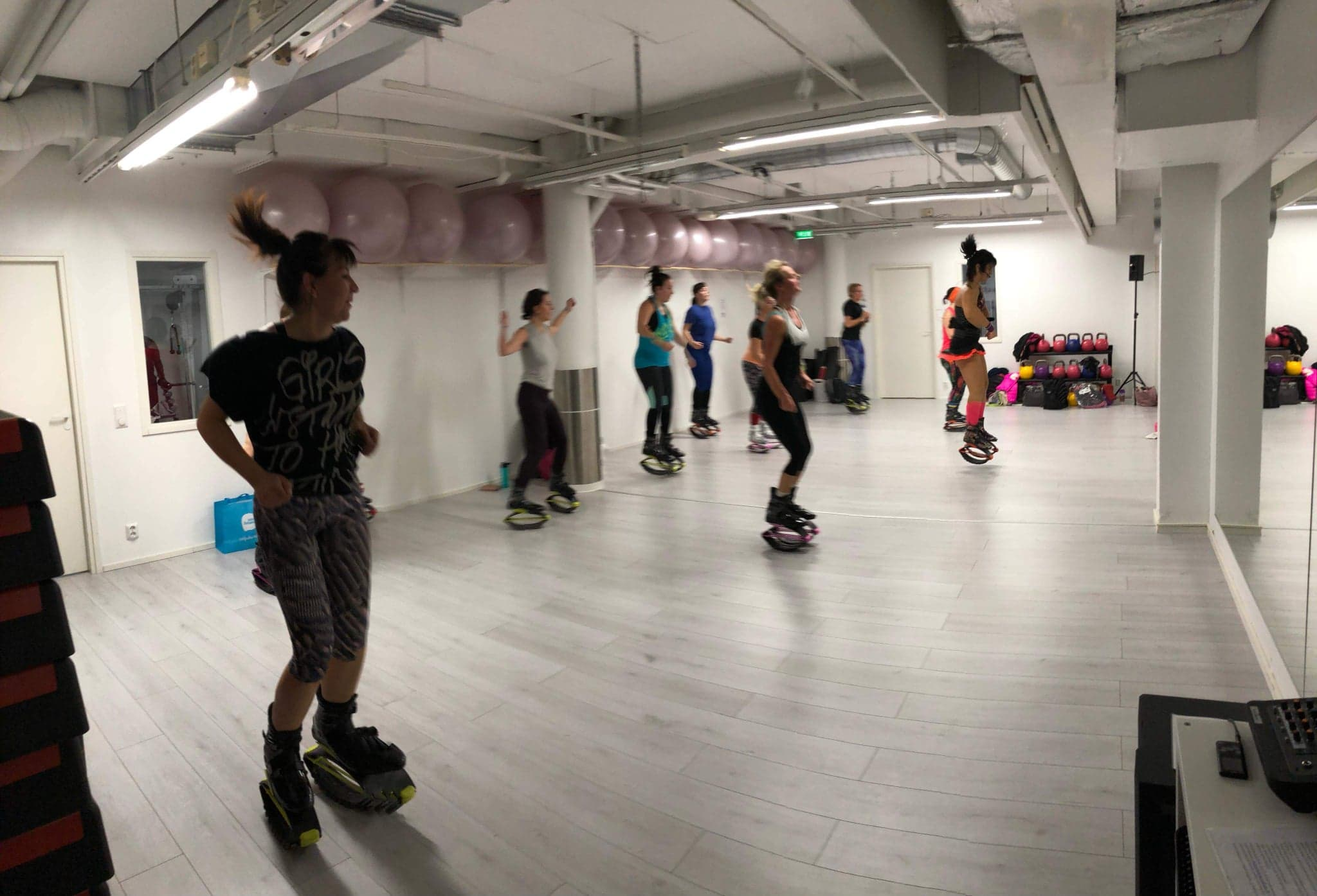 HELSINKI - Kangoo Power™ Fit Malminkartano