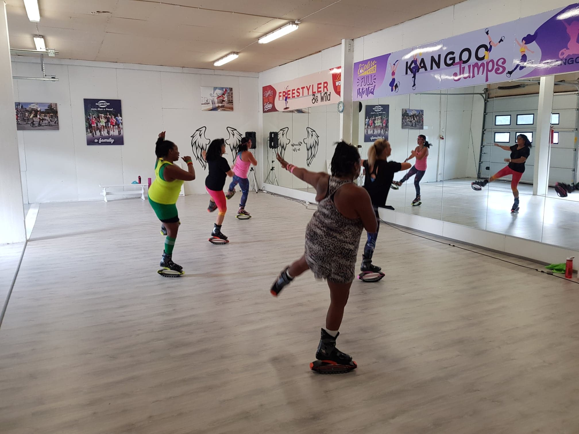 Kangoo Power™/Bootcamp™