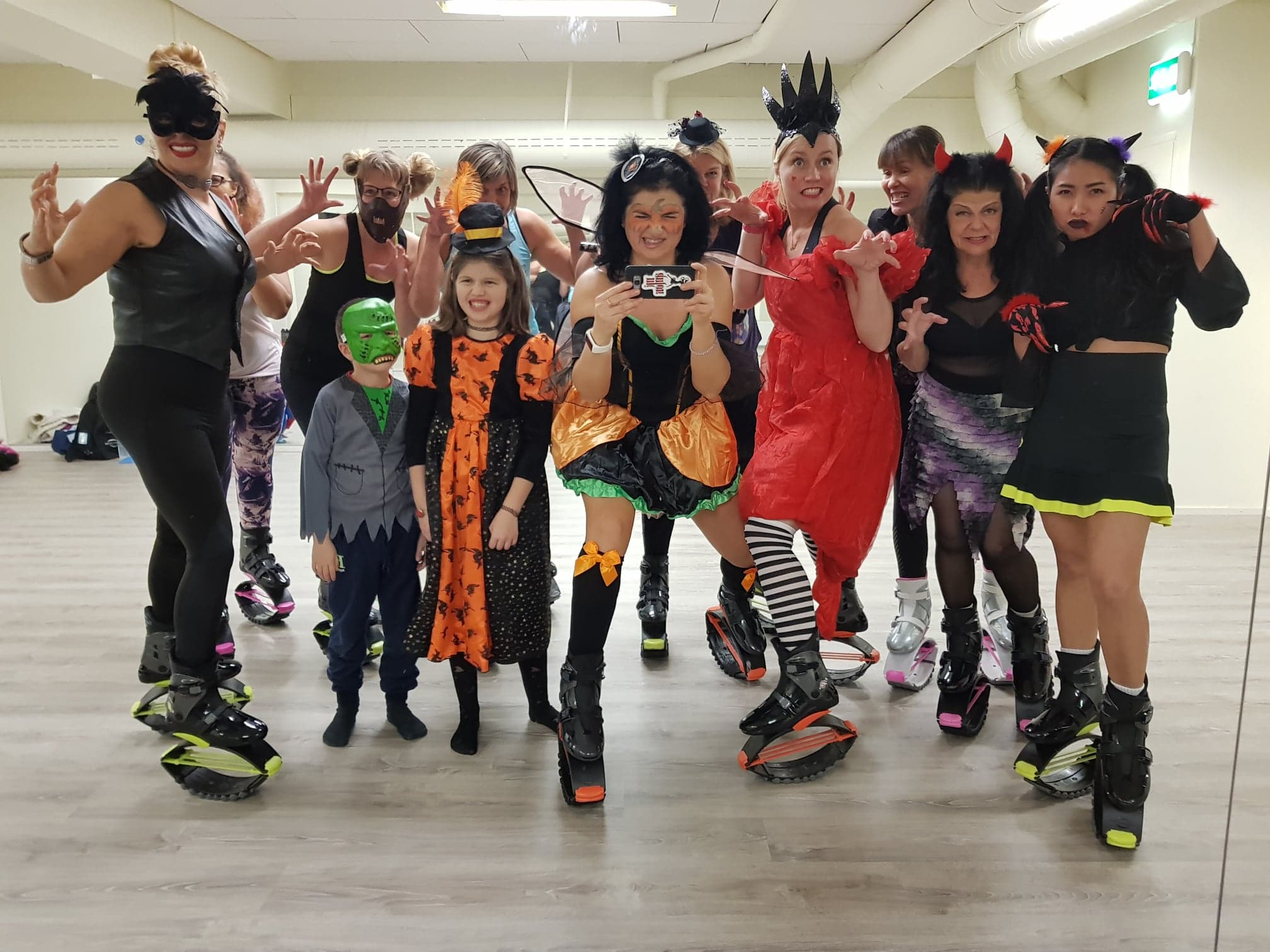 Halloween Party (Kangoo Power)