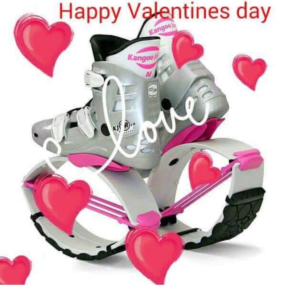 Kangoo Jumps-Valentine's Day Party